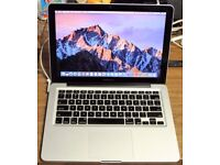 APPLE MACBOOK PRO 13INCHES 2.2GHZ-4GBRAM-160GB-OFFICE -ALL WORKING PLEASE CALL 07707119599