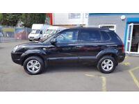 Hyundai Tucson 2.0 CRDI PREMIUM 4WD (black) 2009