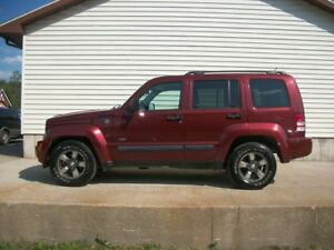 2008 Jeep Liberty NORTH EDITION, 4X4 V6 SUV