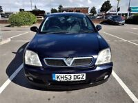 VAUXHALL VECTRA!SERVICED! 2 KEYS! CRUISE CNTRL!AIR-CON! ALLOYS! EXCELLENT GEARBOX, CLUTCH AND ENGINE