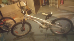 I have two kids bikes for sale one's a BMX and one's a mountain