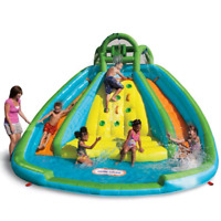 Waterslides + Bouncy Castle For Rent ! - $100 and up