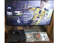 PS3, ,controller, 8 games. Delivery options available. In perfect working and cosmetic condition