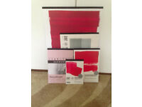Set of quality sheets of paper, for drawing and painting (ink, watercolour, gouache, acrylic)
