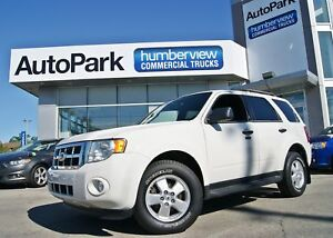2012 Ford Escape XLT LOW KM PWR DRIVER SEAT ALLOYS 