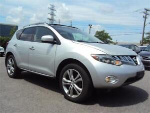 2009 Nissan Murano LE NAV POWER GATE LEATHER SUNROOF