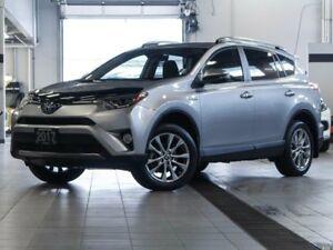 2017 Toyota RAV4 HYBRID Limited 4dr All-wheel Drive