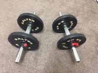 Gym Dumbbells brand new