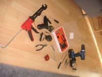 Tool hire - £1 a day for Electric Drill + drill bits, Electric screwdriver+bits, spanner, pliers etc