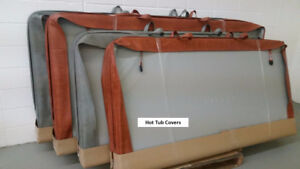 """Hot tub Covers (New/Not Used)/82.5""""/84""""/89""""/93"""" & Cover Lifters"""