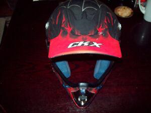 CKX OFF-ROAD/DIRT BIKE/ATV HELMET YOUTH. LARGE JR.