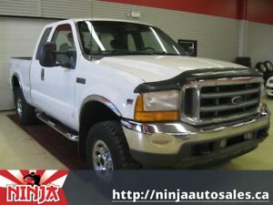 2001 Ford F-250 XL Fantastic Condition And Safetied