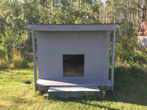 Dog house for sale or trade