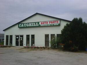 Auto Parts & Repair
