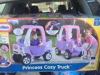 Little tikes princess cosy truck