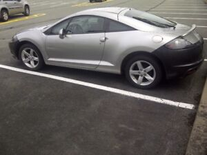 2009 Mitsubishi Eclipse Coupe (2 door)