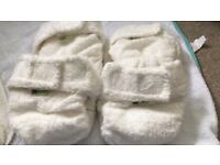 Little lamb nappies, booster and liners