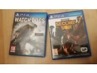 Ps4 games ( Playstation 4 )