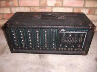 Peavey XR 600C Mixer Amp