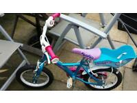 "childs bike 14"" wheels"