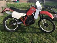 Honda mtx 125 1984 with log book!!