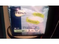 adult incontinence pads nappies