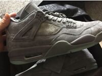 Nike Air Jordan Retro 4 Kaws (Any Size)
