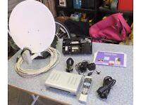caravan satelite kit