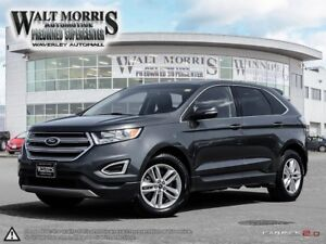2016 Ford Edge SEL: ACCIDENT FREE, LOCAL MANITOBA VEHICLE