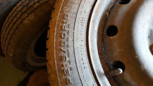 216/60/R16 tires for sale lots of tread