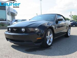2011 Ford Mustang GT 5.0L CONVERTIBLE