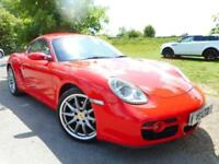 2008 Porsche Cayman 2.7 2dr Sound Package! Rear Sensors! 2 door Coupe