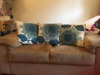 FREE fabric sofa . Collection only from Chalfont St. Peter