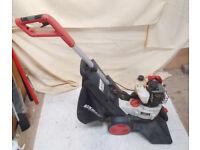 Eckman Wheeled 2 Stroke Petrol Leaf Vacuum Blower - Spaires & Repairs