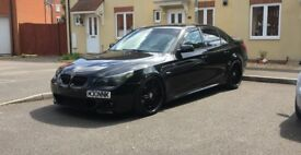 BMW 525d manual remap lowered