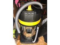 Wet dry vac cleaner 3000w