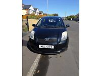TOYOTA YARIS 1.3 2007 MODEL FOR SALE!!!