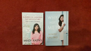 Mindy Kaling books