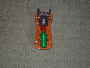 1979, TOM & JERRY, CORGI JUNIORS, DIECAST METAL CANNON CAR