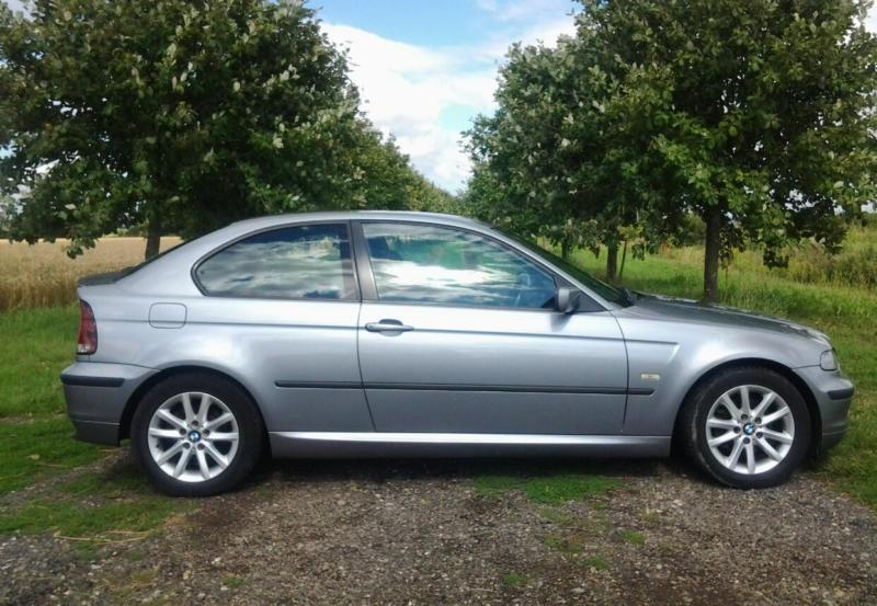 2004 BMW M SPORT 316 1.8 TI SE ~ COMPACT ~ AIR CON ~ LOW MILES ~ 2 KEYS ~ F/MATS