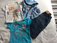 Baby boys Levi's bundle