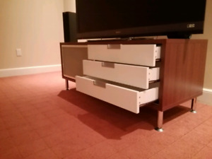 Modern TV stand for big screen TV