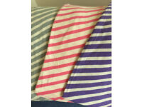 Boden 100% Cotton Jersey Scarf (New, no tags)