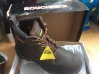 Roughneck boots