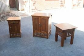 Lounge Furniture Set Solid Wood (John Lewis) *** Bargain ***