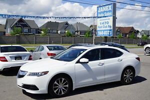 2015 Acura TLX ACCIDENT FREE   ONE OWNER   LOW KMS   NEW BRAK...