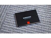 SAMSUNG 850PRO SSD 256GB VNAND (VERY FAST)