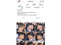 Free haircuts/shape up