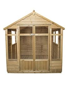 Garden Sheds Halifax 7' x 5' garden shed reduced | in halifax, west yorkshire | gumtree