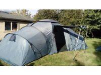 Large Family Tent - Gelert Lunar 9 (sleeps up to 9)